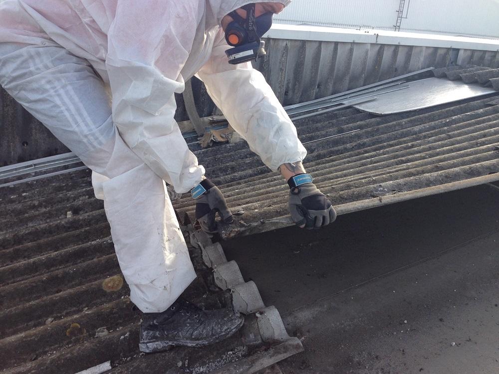 Asbestos Cement Inclad