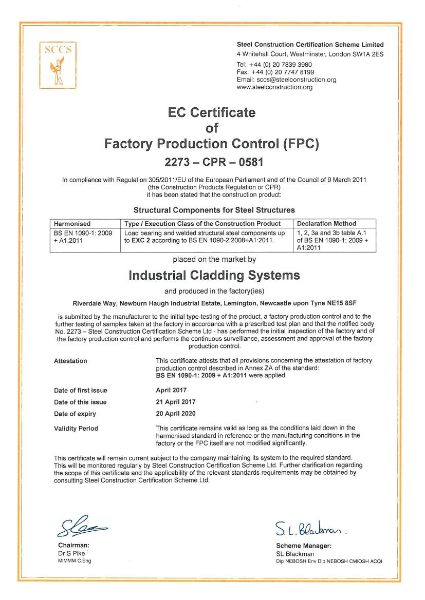 ICS FPC